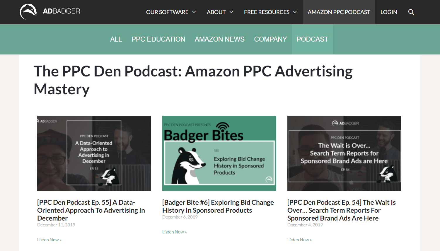 The #1 amazon fba podcast to listen to in 2020